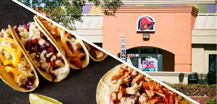 Gluten Free Items At Taco Bell