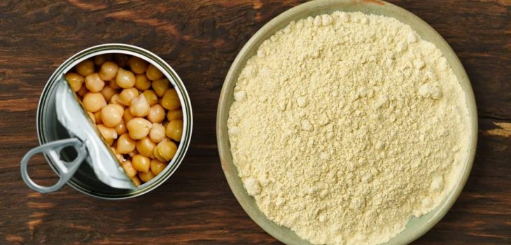How To Make Chickpea Flour From Canned Chickpeas